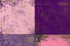 Gothic Pink & Purple Foils Digital Paper Product Image 2
