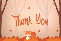 My Fox - Fun and Playful Font Product Image 5