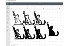Layered Mandala CAT for decoration Product Image 4