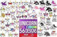 Unicorn svg bundle , unicorn Bundle, Best Seller. Product Image 1