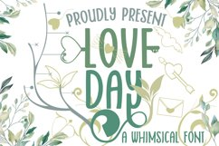 LOVE DAY Product Image 1