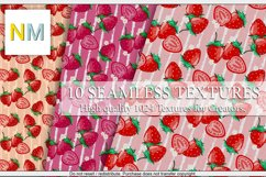 Strawberry Collection 10 Seamless Textures Harmonia NM Product Image 2
