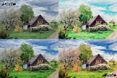 25 Landscape Photoshop Actions, ACR and LUT Presets Product Image 4