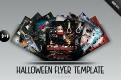 Halloween Flyer Template - Bundle Product Image 1