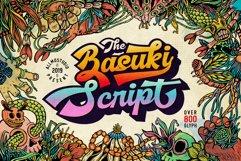 Basuki Script Font Product Image 1