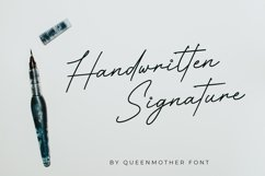 Queenmother - Elegant Handwritting Product Image 4
