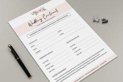Wedding Photography Contract Template | Wedding Agreement Product Image 4