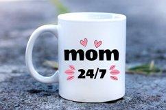 Mother Day Saying SVG. Mothers Day SVG. Mom Bundle. Mom SVG Product Image 6
