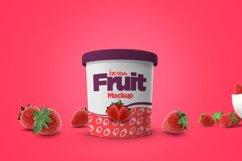 Ice Cream Cup Mockup Product Image 1