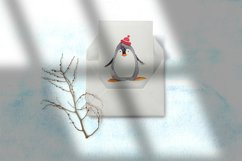 Christmas time. Watercolor elements Product Image 4