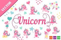 Unicorn SVG Product Image 1