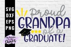 Graduation SVG EPS DXF PNG   Graduate Grandma SVG Product Image 1