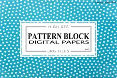 Pattern Design Digital Papers - Vol 2 Product Image 1