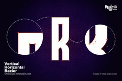 Chroma - Trio Gaming Font Product Image 6