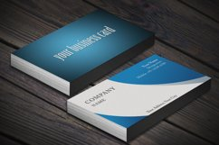 Photorealistic business card mockup set Product Image 4