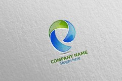 Letter P Logo Design 17 Product Image 2