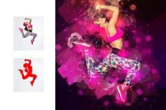 Modern Art Photoshop Action Product Image 5