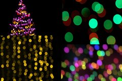 80 Bokeh Christmas, lights background, Product Image 2