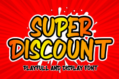 SUPER DISCOUNT Product Image 1