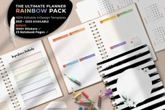 The Ultimate Planner Rainbow Pack Product Image 1