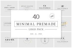 1200 Premade Logos Mega Bundle Product Image 7