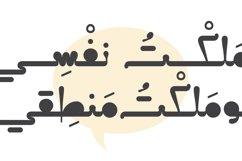 Caricaturey - Arabic Font Product Image 5