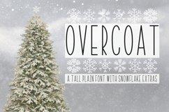 Overcoat & Snowflake Extras  Product Image 1