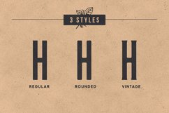 Nomads -The Farmer Original Typeface Product Image 5
