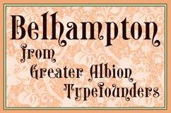Belhampton Regular Product Image 2