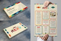 Mexican Food Menu Template Product Image 6