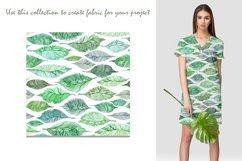WATERCOLOR FOLIAGE patterns & motifs Product Image 5