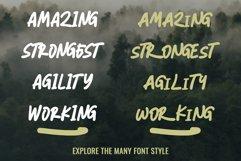 INCREDIBLE - Handwritten Font Product Image 3