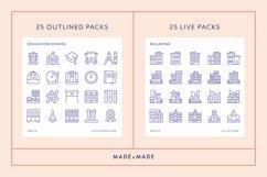 Line Icons  Mega Bundle Vol 2 Product Image 4