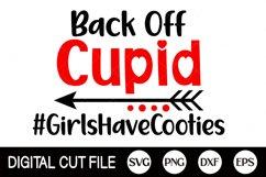Valentines Day Svg, Love, Cupid Svg, Kids Valentines Shirt Product Image 2