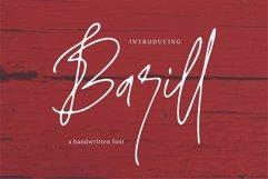 Web Font Barill - A Handwritten Font Product Image 1