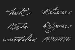 Rattini Signature Handwritten Script Font Product Image 2