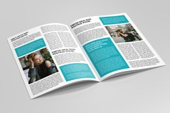 Newsletter template Product Image 2