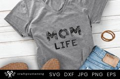 Mother's Day SVG Bundle | Mom Quotes Shirt Bundle Product Image 15