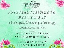 My Darling Script  Bonus Product Image 6