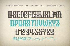 Marine fairytale typeface Product Image 2