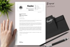 Nurse Resume CV Template for Word & Pages Kaylee Howard Product Image 5