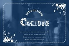Cacings Product Image 1