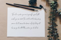 Bikambone - Beautiful Calligraphy Font Product Image 4