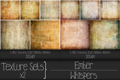 Texture Sets x 2. Ember and Whispers. Product Image 2