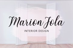 My Dream - Lovely Script Font Product Image 6