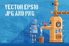 Machinery Steampunk Industrial Pack Product Image 6
