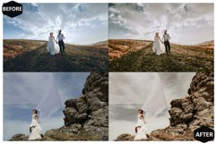 10 Moody Wedding Photoshop Actions And ACR Presets, fall Ps Product Image 6