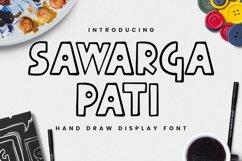 Sawarga Pati Font Product Image 1