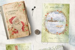 Magic Winter Watercolors. SALE! Product Image 5