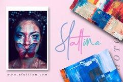 Darling Suttine | Signature Font Product Image 2